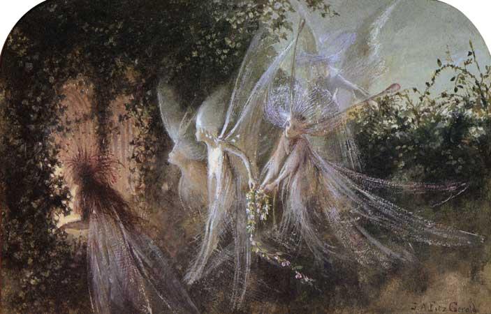 Have you heard that fairies