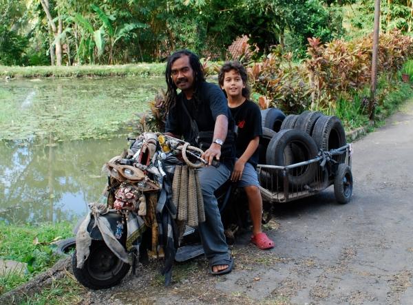 suhadi's bike